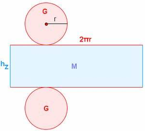 Netz Id Berechnen : flache zylinder berechnen beispiele von zylindern oben kreis und zylinder unten prismen formel ~ Themetempest.com Abrechnung