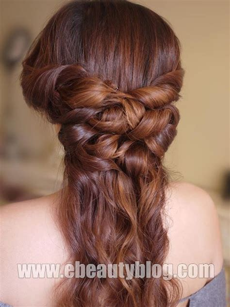 picture of me with different hair styles 98 best images about half up half updos on 7318
