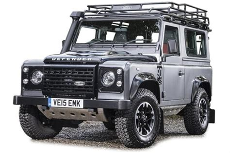 Land Rover Defender 90 (from 2007) Used Prices