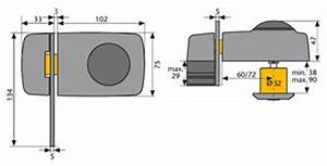 Tür Zusatzschloss Test : abus 7030 t r zusatzschloss mit sperrb gel wei braun silber ebay ~ Buech-reservation.com Haus und Dekorationen