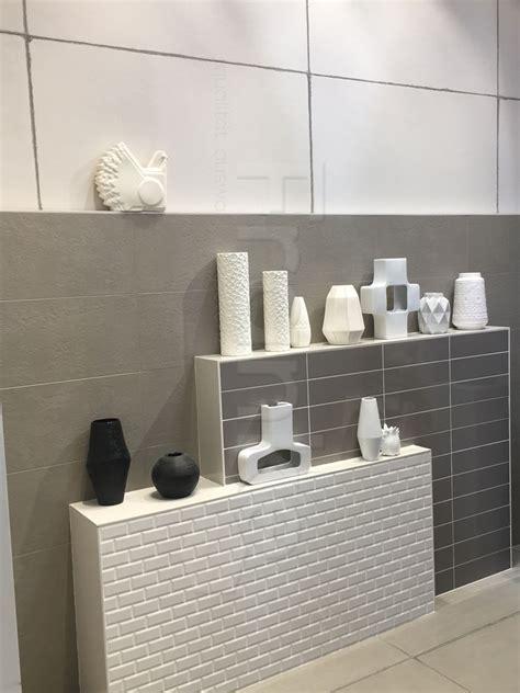Beton Fliesen Bad by Beton Und Wei 223 Sanfte Farbkombination Im Badezimmer