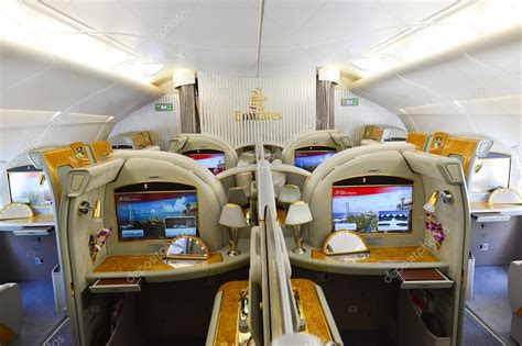 Airbus A380 Interni - inside emirates airbus a380 expected in accra on