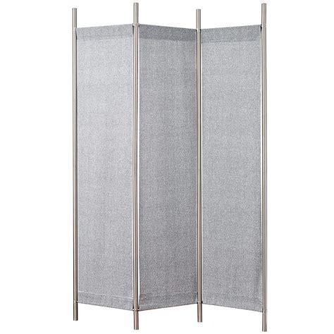 Ritz Modern Grey Folding Screen   Eurway Furniture
