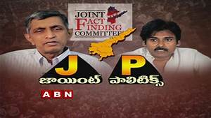 Discussion With Jaya Prakash Narayana About JFC | Pawan ...