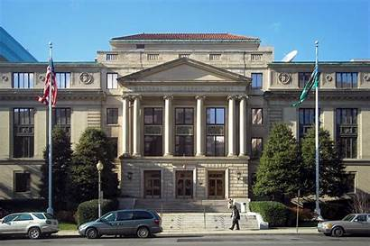Geographic National Society Building Administration
