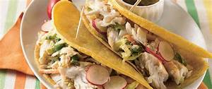 Quick Grilled Fish Tacos recipe from Betty Crocker