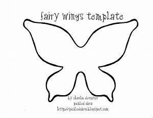 turning your doll into a fairy free tutorial and pattern With fairy wing template