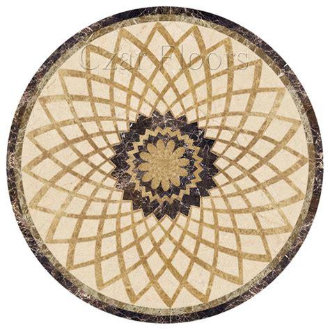 tile medallions for floors stone medallions collection wall and floor tile philadelphia by czar floors