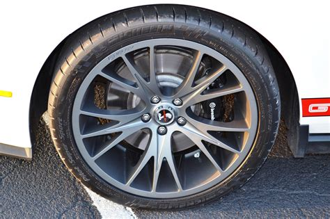 Michelin Pilot Sport Mustang Gt by Shelby Cs1 Wheels With Michelin Pilot Sport Tires