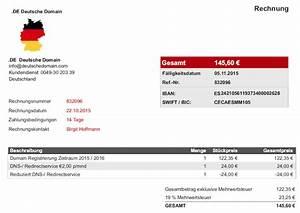 Pay Online Rechnung : achtung de deutsche domain verschickt betr gerische rechnungen ~ Themetempest.com Abrechnung