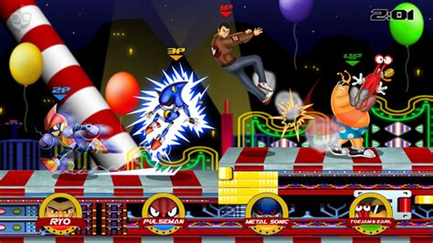 Who are SEGA fans supporting in the Super Smash Bros
