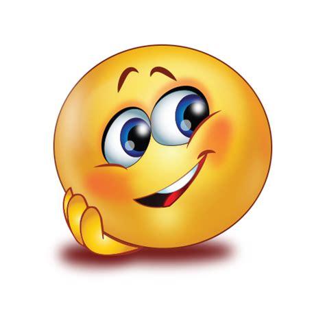 Thinking Cheek Hand Emoji
