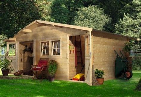 Gartenhaus Mit Raum by 2 Raum Gartenhaus Gem 252 Tlich Und Praktisch Kauftipps