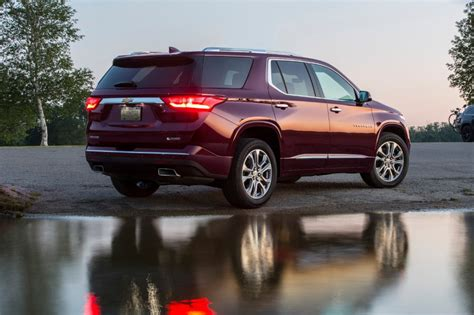Consumer Reports Takes The 2018 Chevrolet Traverse Suv For