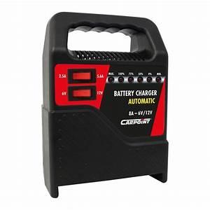 Chargement Batterie Voiture : chargeur de batterie 8 amp voiture moto bateau 6v et 12v pas cher discount ~ Medecine-chirurgie-esthetiques.com Avis de Voitures