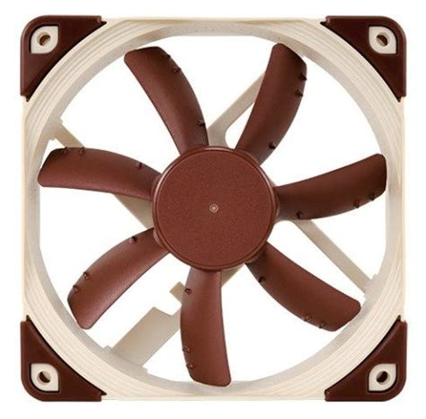 noctua 14 series 120mm fan noctua nf s12a pwm flx uln series review a must have