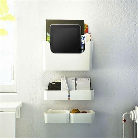 10 Möglichkeiten, IKEA Boxen zur Aufbewahrung zu verwenden.
