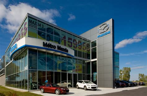 dealer mazda construction cogela building on trust our projects