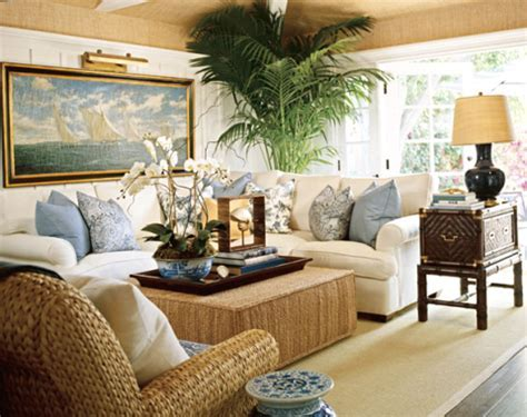 Lush Living with Tropical Living Room Decor   Coastal