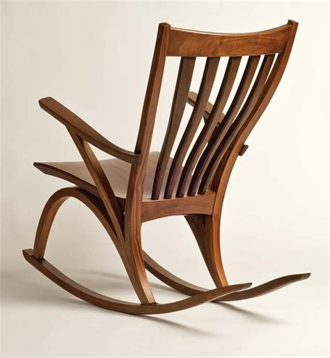 indoor rocking chair plans 17 best ideas about wooden rocking chairs on