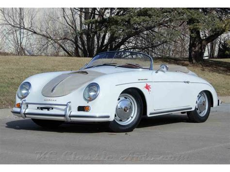 Replica Porche 356 by 1958 Porsche 356 Speedster Replica 1915 Motor For