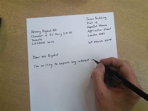write  application letter primenewsghana