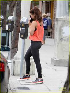 Vanessa Hudgens: Walk After Workout | Photo 566402 - Photo ...