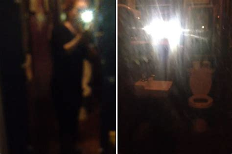 Creepy Secret Mirror Found In Ladies' Bar