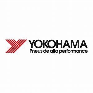Yokohama rubber vector logo Yokohama rubber logo vector