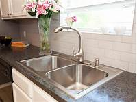 kitchen countertop options Cheap Kitchen Countertops: Pictures, Options & Ideas | HGTV