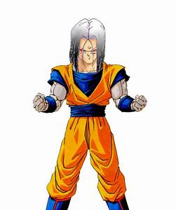 Trunks And Goku Fusion by HidekiHideaki on DeviantArt