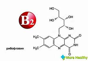 Гипертония и рибофлавин