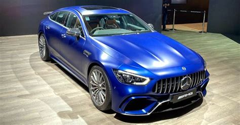 Please contact your local retailer directly by phone or in person for exact pricing details and total prices applicable in those provinces. Auto Expo 2020: Mercedes-AMG GT 63 S 4-Door Coupé launched at Rs 2.42 crore, bookings open for ...