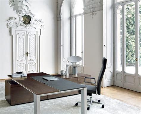 bureau cuir design bureau direction design verre cuir bois bureau design