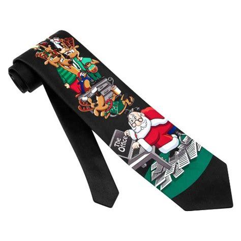 funny christmas neck ties christmas gifts for everyone