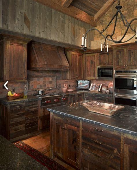 cuisine bois et fer le meuble massif est il convenable pour l 39 intérieur