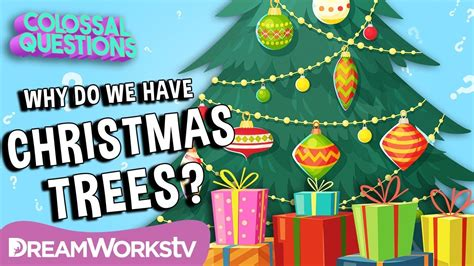 Why Do We Have Christmas Trees?  Colossal Questions Youtube