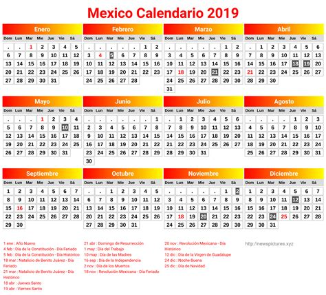 calendario del de mexico newspicturesxyz