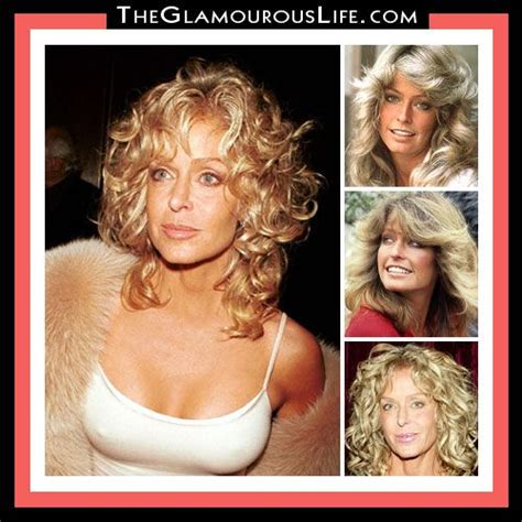 An eponymous hairstyle is a particular hairstyle that has become fashionable during a certain period of time a famous example of this phenomenon was farrah fawcett's hairstyle,8 as seen in the american the style was adopted by both men and adventurous women like lady caroline lamb. Farrah Fawcett Hairstyles   Hair styles, Blonde ...