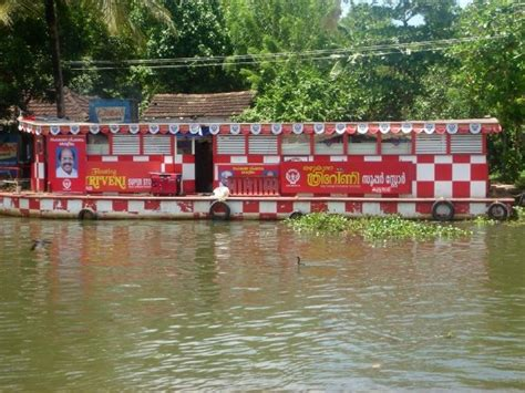 Cochin To Alleppey Distance By Boat by Kerala Continued Route 4 Cochin Alleppey Alappuzha