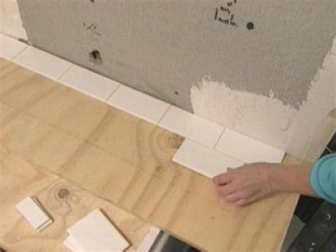 Tiling A Bathtub Area by How To Tile Bathroom Walls And Shower Tub Area How Tos Diy