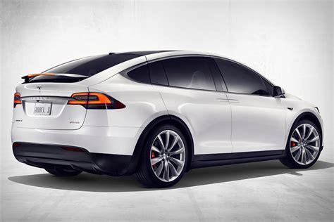 Tesla Model X Uncrate