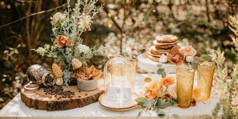 gorgeous fall wedding colors  color schemes