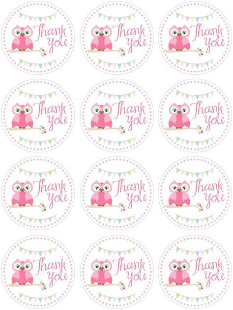 Template For Baby Shower Favors by Free Baby Shower Favor Tags Templates Gallery Template