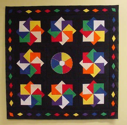spinning color wheel spinning color wheel