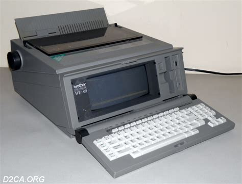 Brother Word Processor