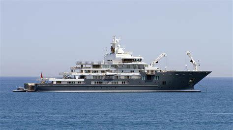 Ulysses Yacht Boat International andromeda yacht was ulysses boat international