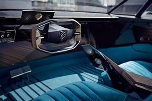 Peugeot E Concept : peugeot e legend concept l 39 h ritier de la 504 coup ~ Melissatoandfro.com Idées de Décoration