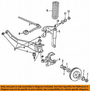 27 Ford Explorer Front Suspension Diagram
