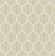 Abstract Hexagon Patterns Design